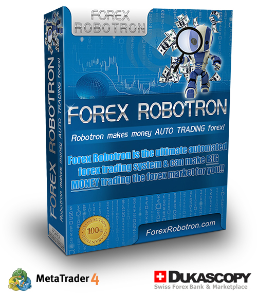 Forex Robotron automated forex trading system